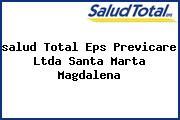 <i>salud Total Eps Previcare Ltda Santa Marta Magdalena</i>