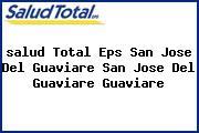<i>salud Total Eps San Jose Del Guaviare San Jose Del Guaviare Guaviare</i>