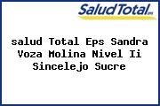 <i>salud Total Eps Sandra Voza Molina Nivel Ii Sincelejo Sucre</i>