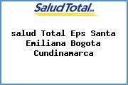 <i>salud Total Eps Santa Emiliana Bogota Cundinamarca</i>
