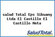 <i>salud Total Eps Sikuany Ltda El Castillo El Castillo Meta</i>