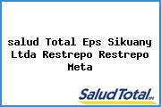 <i>salud Total Eps Sikuany Ltda Restrepo Restrepo Meta</i>