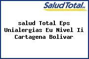 <i>salud Total Eps Unialergias Eu Nivel Ii Cartagena Bolivar</i>