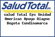 <i>salud Total Eps Unidad Americas Apoyo Diagno Bogota Cundinamarca</i>