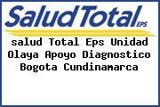 <i>salud Total Eps Unidad Olaya Apoyo Diagnostico Bogota Cundinamarca</i>