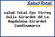 <i>salud Total Eps Virrey Solis Girardot Od La Magdalena Girardot Cundinamarca</i>