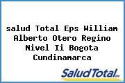 <i>salud Total Eps William Alberto Otero Regino Nivel Ii Bogota Cundinamarca</i>