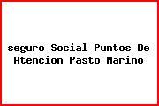<i>seguro Social Puntos De Atencion Pasto Narino</i>