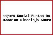 <i>seguro Social Puntos De Atencion Sincelejo Sucre</i>