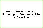 <i>serfinansa Agencia Principal Barranquilla Atlantico</i>
