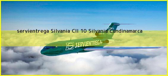 <b>servientrega Silvania Cll 10</b> Silvania Cundinamarca