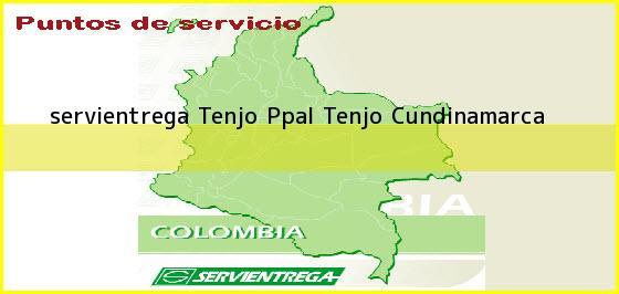 <b>servientrega Tenjo Ppal</b> Tenjo Cundinamarca