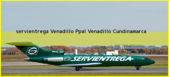 <b>servientrega Venadillo Ppal</b> Venadillo Cundinamarca