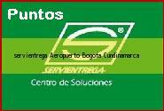 Teléfono y Dirección Servientrega, Aeropuerto, Bogota, Cundinamarca