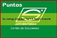 Teléfono y Dirección Servientrega, Almacenes Yep S.A., Pereira, Risaralda