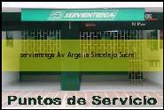 Teléfono y Dirección Servientrega, Av Argelia, Sincelejo, Sucre