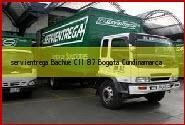 <i>servientrega Bachue Cll 87</i> Bogota Cundinamarca