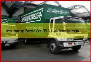 <i>servientrega Barzal Cra 38</i> Villavicencio Meta