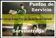 <i>servientrega Bodega Principal</i> Barrancabermeja Santander