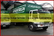 Teléfono y Dirección Servientrega, Bodega Surtimax Claret, Bogota, Cundinamarca