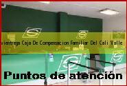 Teléfono y Dirección Servientrega, Caja De Compensacion Familiar Del, Cali , Valle