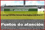 Teléfono y Dirección Servientrega, Carrefour Bulevar Niza  , Bogota, Cundinamarca