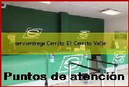 Teléfono y Dirección Servientrega, Cerrito, El Cerrito, Valle