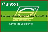 Teléfono y Dirección Servientrega, Comercializadora Giraldo Y Gomez, Armenia , Quindio