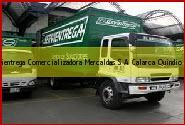 Teléfono y Dirección Servientrega, Comercializadora Mercaldas S.A., Calarca, Quindio