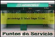 <i>servientrega El Salado</i> Ibague Tolima