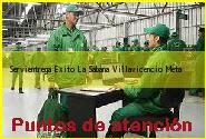 Teléfono y Dirección Servientrega, Éxito La Sabana, Villavicencio, Meta