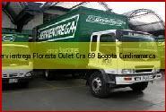 Teléfono y Dirección Servientrega, Floresta Oulet Cra 69, Bogota, Cundinamarca