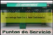 Teléfono y Dirección Servientrega, Funza Cra 4, Funza, Cundinamarca