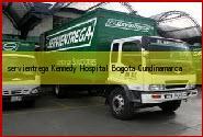 Teléfono y Dirección Servientrega, Kennedy Hospital, Bogota, Cundinamarca