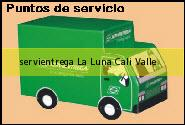 <i>servientrega La Luna</i> Cali Valle
