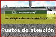 Teléfono y Dirección Servientrega, Las Gaviotas, Cartagena, Bolivar