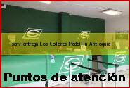 <i>servientrega Los Colores</i> Medellin Antioquia