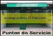 Teléfono y Dirección Servientrega, Los Martires Cll 10, Neiva, Huila