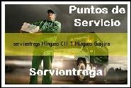 Teléfono y Dirección Servientrega, Mingueo Cll 1, Mingueo, Guajira