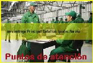 Teléfono y Dirección Servientrega, Principal Batallon, Ipiales, Nariño