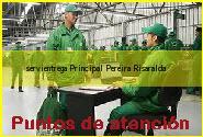 Teléfono y Dirección Servientrega, Principal, Pereira, Risaralda