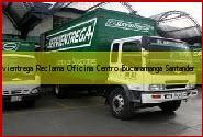 Teléfono y Dirección Servientrega, Reclama Oficina Centro, Bucaramanga, Santander