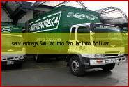 Teléfono y Dirección Servientrega, San Jacinto, San Jacinto, Bolivar