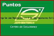Teléfono y Dirección Servientrega, San Juan Nepomuceno Cll 9, San Juan Nepomuceno, Bolivar