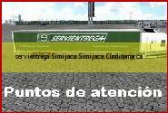 Teléfono y Dirección Servientrega, Simijaca, Simijaca, Cundinamarca