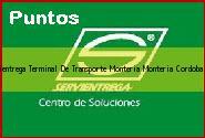 Teléfono y Dirección Servientrega, Terminal De Transporte Monteria, Monteria, Cordoba