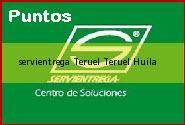 Teléfono y Dirección Servientrega, Teruel, Teruel, Huila