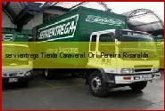 Teléfono y Dirección Servientrega, Tienda Canaveral Ori, Pereira, Risaralda