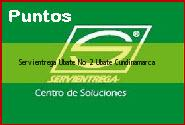 Teléfono y Dirección Servientrega, Ubate No. 2, Ubate, Cundinamarca