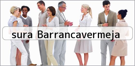 <b>sura Barrancavermeja</b>